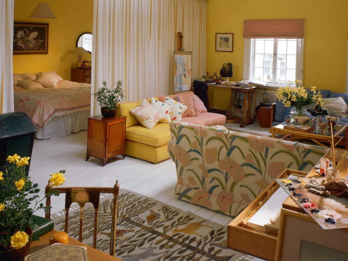 Многофункциональная комната фото