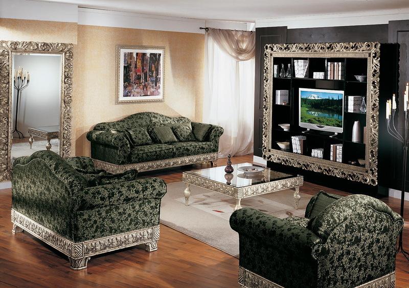 Интерьер гостиной в доме фото