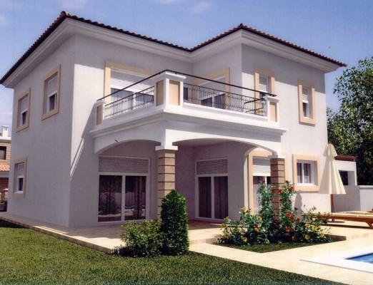 фото фасад домов
